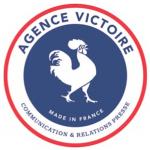 Logo agence victoire